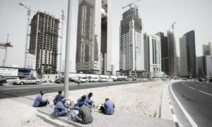 Die Wanderarbeiter in den Golfstaaten sind von Corona besonders bedroht