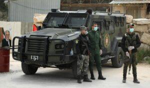 Palästinensischen Sicherheitskräften werden immer wieder Menschenrechtsverletzungen vorgeworfen. Im Westen interessiert das kaum jemanden