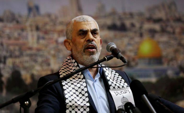 Hamas-Führer Sinwar droht 6 Millionen Israelis mit Corona-Tod
