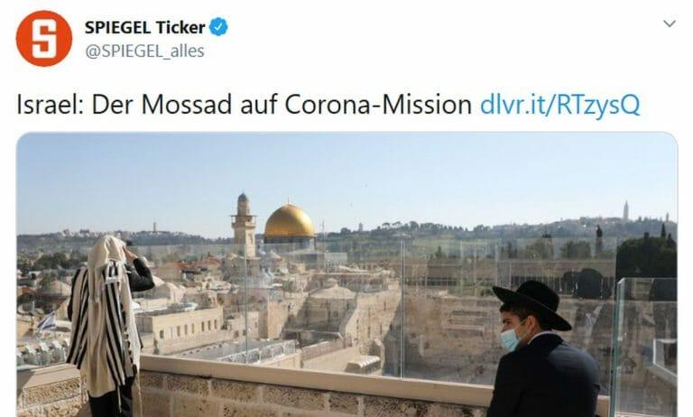 Immer ein Erfolgsrezept: Israel, Mossad und Ultraorthoxe