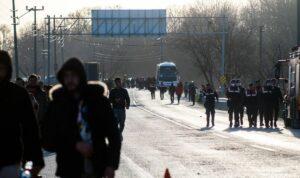 Ende Februar schickte die Türkei schon einmal Tausende Flüchtlinge an die griechische Grenze