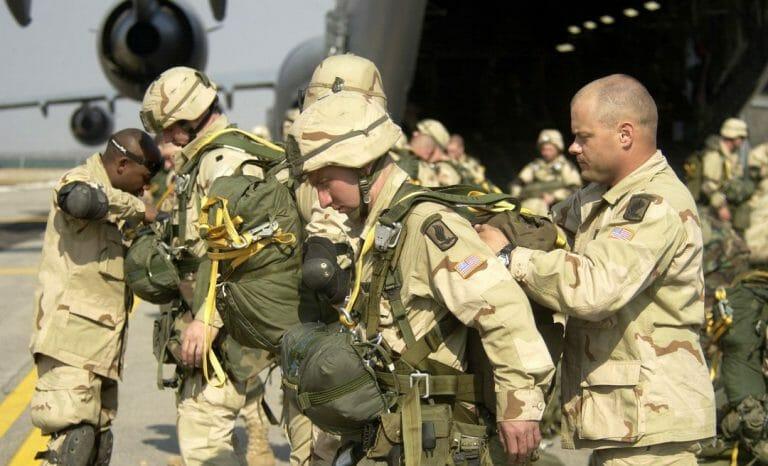 US-Truppen ziehen ab