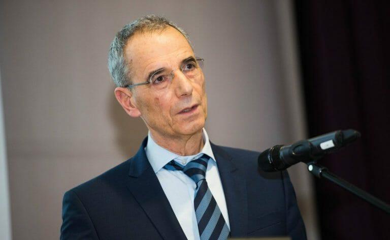 Der Historiker Michael Wolffsohn