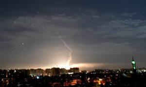 Gegen israelische Angriffe ist die syrische Luftabwehr machtlos