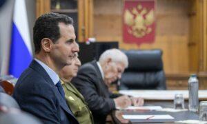 Der syrische Präsident Bashar al-Assad