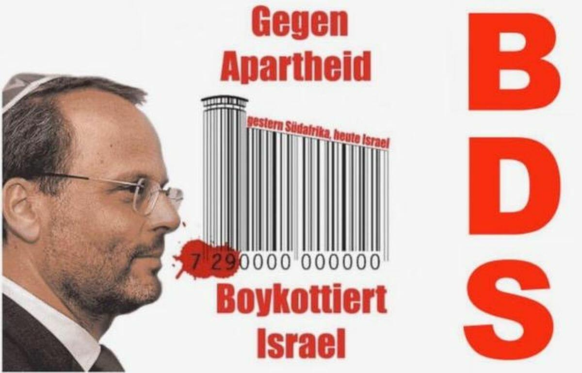 Antisemitischer Angriff der BDS-Bewegung auf Felix Klein