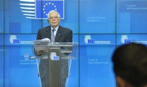 EU-Außenbeauftragter Josep Borell kritisiert israelische Regierung, bevor sie sich überhaupt noch gebildet hat