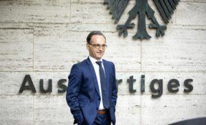 B'nai B'rith forderte Heiko Maas auf, zu den vorwürfen gegen Andreas Görgen Stellung zu nehmen