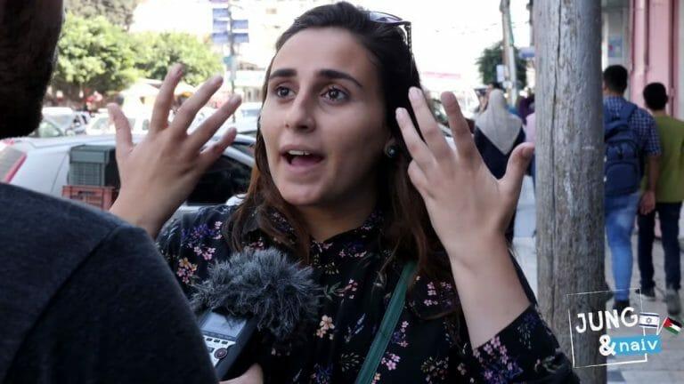Betrachtet Gründung Israels als Erbsünde: Ex-Amnesty-Mitarbeiterin Hind Khoudary