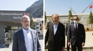 Bürgermeister von Ischgl, Präsident der Türkei