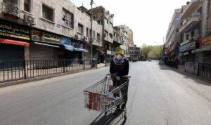 Die coronabedingten Einschränkungen haben der angeschlagenen jordanischen Wirtschaft zusätzlich geschadet