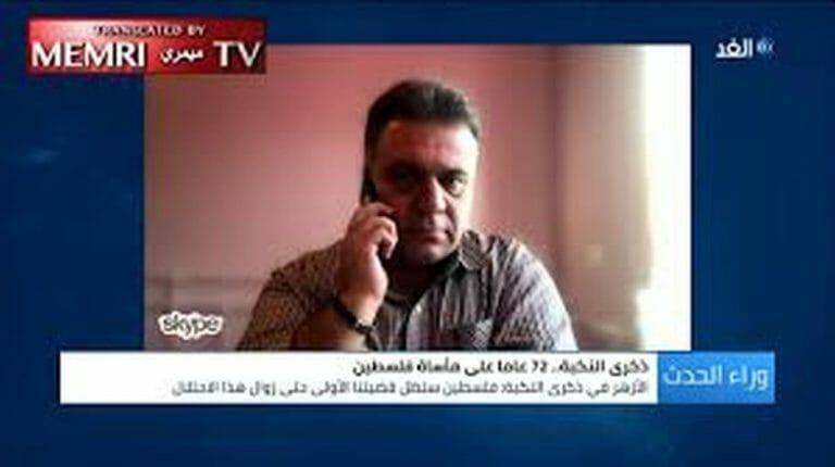 Der Journalist Malik Al-Athamneh bringt eine jordanische Annexion des Westjordanlands ins Gespräch