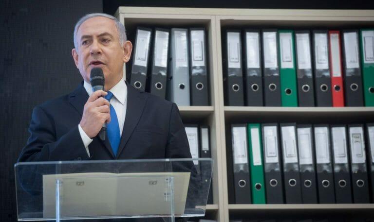 Netanjahu präsentiert das iranische Nukleararchiv, das in Deutschland weitgehend ignoriert wurde