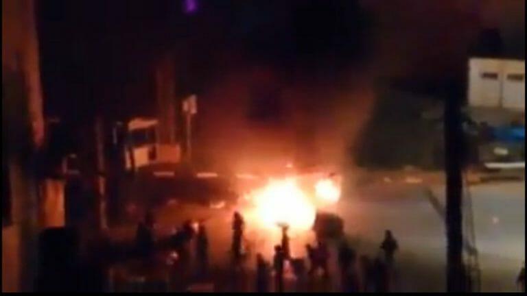 Palästinensische Proteste gegen die Autonomiebehörde