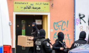 Razzia gegen einen der Hisbollah nahestehenden Moscheeverein in Berlin-Neukölln