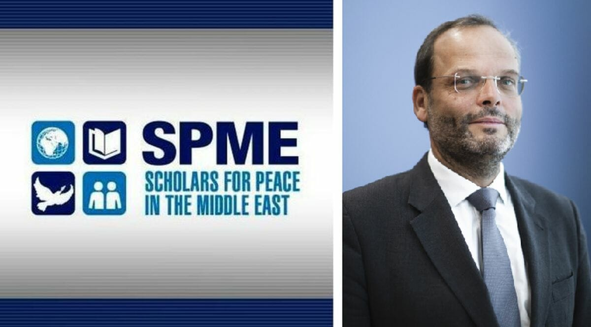 Die Scholars for Peace in the Middle East erklären ihre Solidarität mit Felix Klein