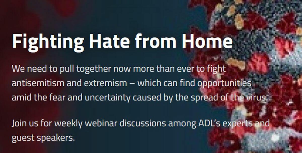 Online-Kampagne der Anti-Defamation League gegen Antisemitismus