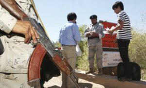 Iranische Grenze: Afghanische Flüchtlinge werden deportiert