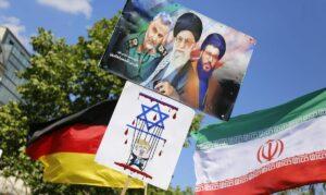 Gilt in der Kriminalstatistik automatisch als rechts: Antisemitismus auf der Al-Quds-Demonstration in Berlin