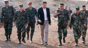 Assads Streitkräfte haben wiederholt Chemiewaffenangriffe durchgeführt