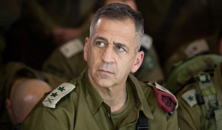 """Der israelische Stabschef Aviv Kochavi: """"Iran ist das gefährlichste Land in der Region"""""""