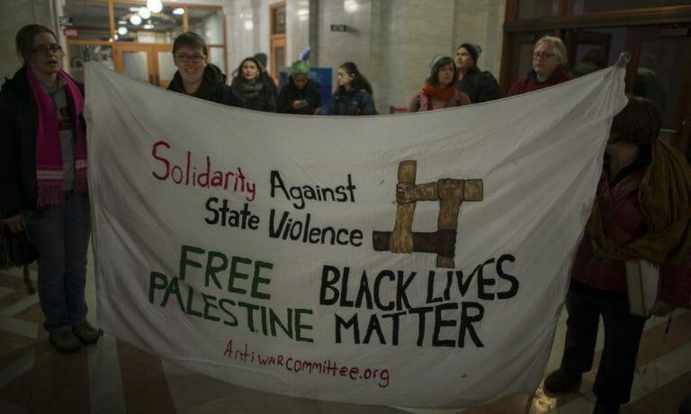 Auch Black-Lives-Matter-Bewegung ist von Antisemitismus durchtränkt