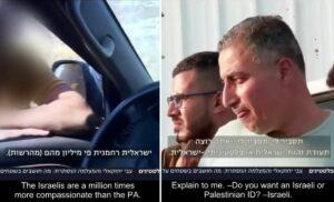 Der Reporter Zvi Yechezkeli befragte Palästinenser, was sie von Israels Plänen einer Souveränitätsausweitung halten