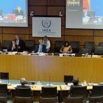Sitzung der UN-Atomenergiebehörde in Wien