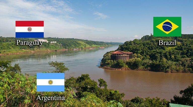 Im Dreiländereck Argentinien-Brasilien-Paraguay ist die Stellvertreter-Miliz Hisbollah aktiv