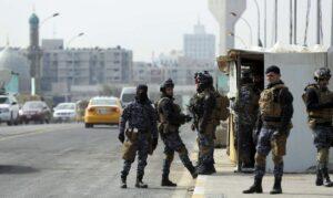 Irakische Sicherheitskräfte gingen kürzlich gegen die mit dem Iran verbündete Schiitenmiliz Kataib-Hisbollah vor