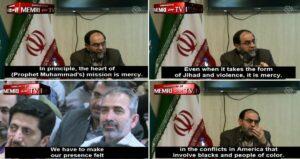 Iranischer Funktionär: Der Jihad ist eine Form der Barmherzigkeit