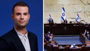 Lahav-Hertzano wird das sechste offen homosexuelle Knesset-Mitglied sein