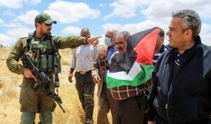 Bislang haben nur wenige Palästinenser gegen Israels Pläne demonstriert, seine Souveränität über Teile der Westbank auszuweiten