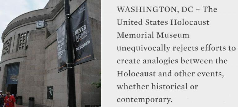 """Das US Holocaust Memorial Museum scheint für deutsche Mbembe-Verteidiger """"provinziell"""" zu sein"""