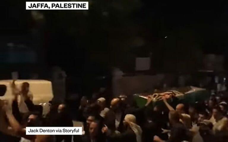 """Das """"Vice""""-Magazin streicht in einem Videobericht Israel von der Landkarte"""