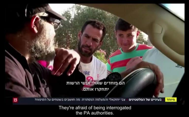 Die Angst hat sich bewahrheitet: Yechezkiels Interviewpartner wurden von der PA verhaftet