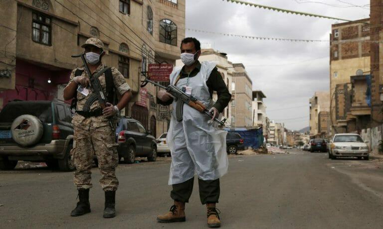 Im Jemen wird aufgrund des Krieges eine hohe Dunkelziffer an Coronainfektionen vermutet