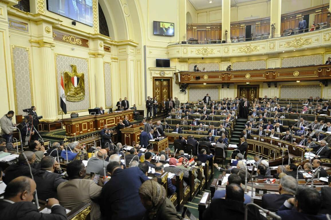 Ägyptens Parlament ebnete einem Militäreinsatz im Nachbarland den Weg. (imago images/ZUMA Press)