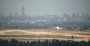 Von den Hügeln der Westbank aus kann der Flughafen von Tel Aviv unter Beschuss genommen werden