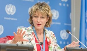 UN-Sonderberichterstatterin für extralegale, summarische und willkürliche Hinrichtungen Callamard nennt Tötung Soleimanis illegal