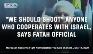 Fatah-Zentralausschussmitglied Abbas Zaki fordert die Todesstrafe für Kooperation mit Israel