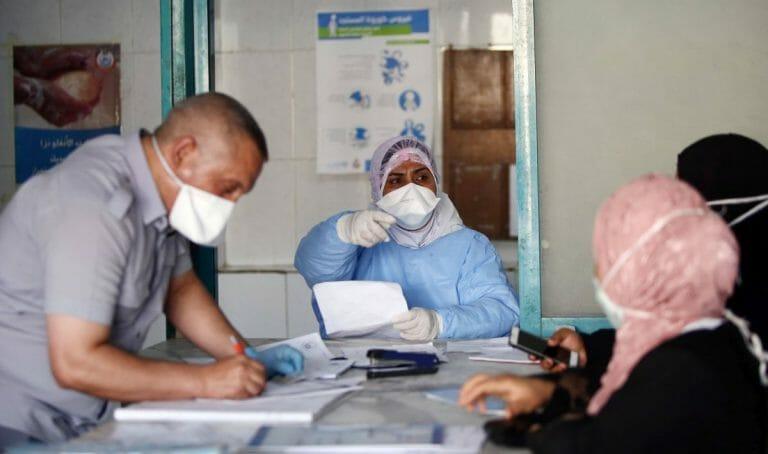 Das ägyptische Gesundheitssystem ist wegen Corona am Zusammenbrechen
