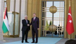 Abbas gratulierte Erdogan zur Umwandlung der Hagia Sophia in eine Moschee