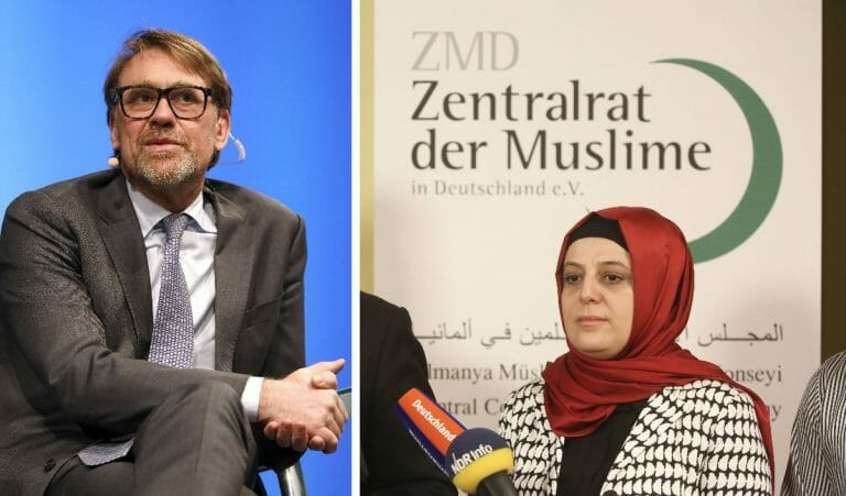 Andreas Görgen beruft Nurhan Soykan als Beraterin des Auswärtigen Amtes