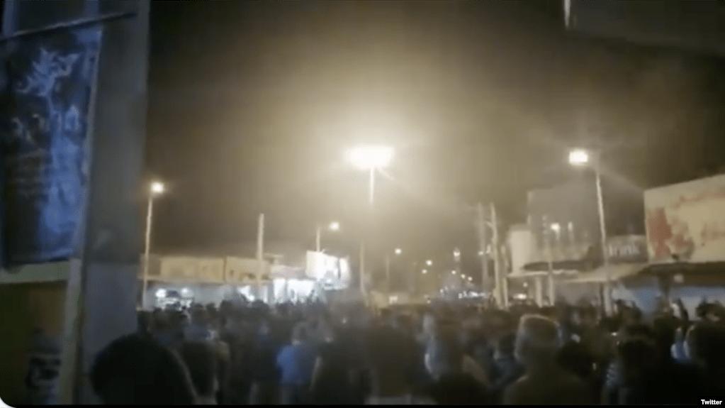 Iran: Proteste in Shiraz