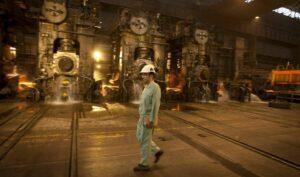 Eine der in Deutschland ansässigen Firmen ist ein Tochterunternehmen der iranischen Mobarakeh Steel