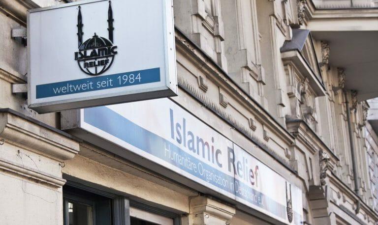 Heshmat Khalifa war auch Direktor der deutschen Zweigstellen von Islamic Relief