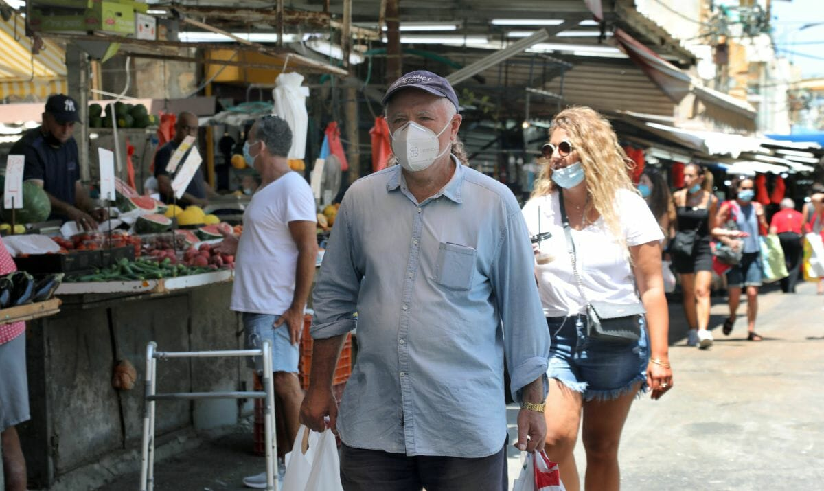 Laut Israels Gesundehitsminister könnte das Land vor einem neuerlichen Corona-Lockdown stehen