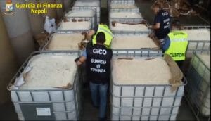 Italiens Behörden beschlagnahmten 14 Tonnen Captagon, das über Latakia/Syrien verschifft worden war