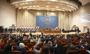 Amtseinführung des irakischen Premierministers Kadhimi im Mai